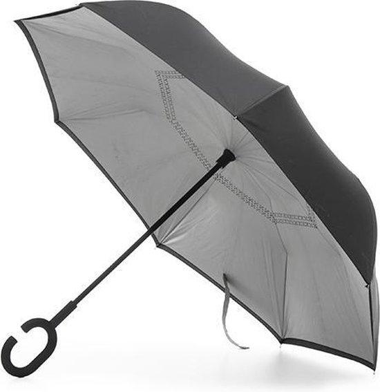 Omkeerbare stormparaplu