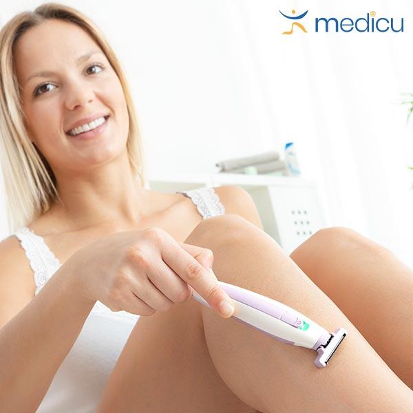 Scheerapparaat voor vrouwen