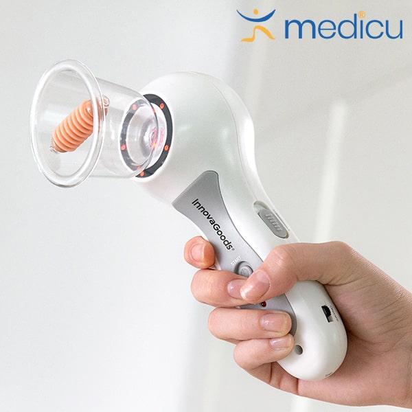 Pro Skin draadloos anti cellulite vacuüm massageapparaat