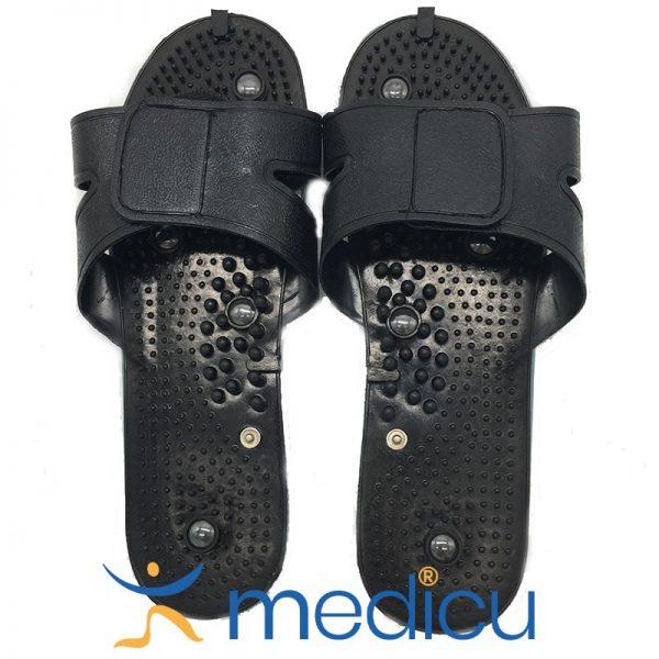 TENS apparaat met massage slippers