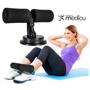 Greep voor fitness met zuignap