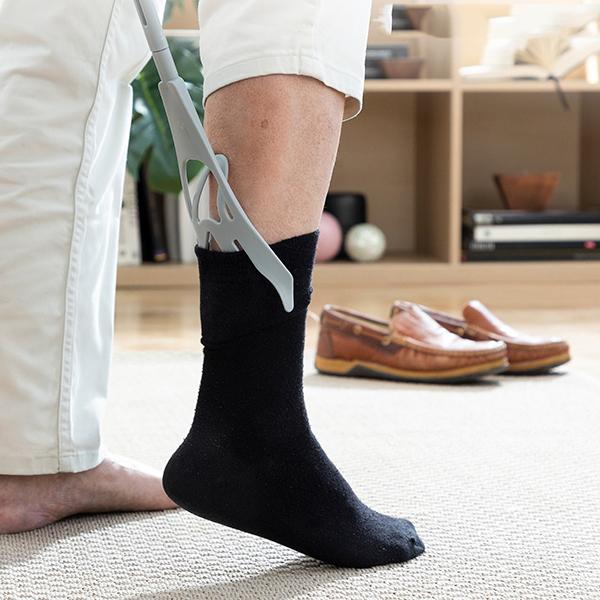 sokkenaantrekker